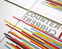 CounterCurrent 2014 Identity, Website & Catalog