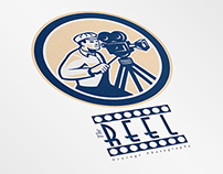 The Reel Vintage Photography Logo