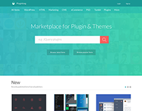 Pluginbag (marketplace for plugin and themes)