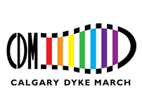 Calgary Dyke March Logo Design