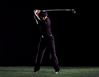 Nike Golf - Swing Portrait