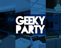 Geeky Party | Interiores Temáticos