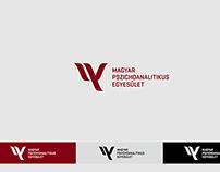 Magyar Pszichoanalitikus Egyesület Logo & Identity