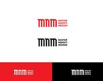 Magyar Nemzeti Múzeum Logo & Identity