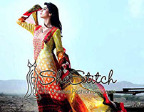 Deeba Designer Embroidered Mid Summer Collection 2014