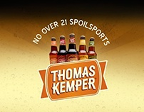 Thomas Kemper | No Over 21 Spoilsports