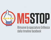 M5Stop: Google Chrome Extension