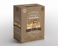 Camel Milk Pack Project