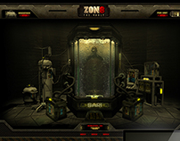 "Zon8 ""The Vault"" Interactive Experience (2011)"