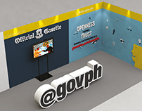 GovPH/Data.gov NSTW Booth