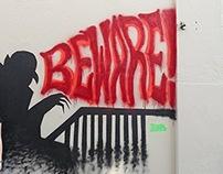 GRAFITTI • Beware