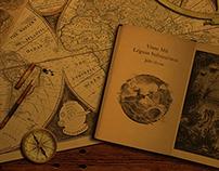 E-book, 20.000 léguas submarinas de Júlio Verne