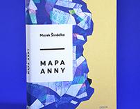 Book cover / Mapa Anny