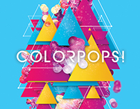 Colorpops Flyer Template