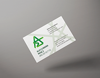Alessandra Menci Architetto - Branding