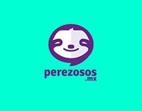 perezosos.mx - Branding