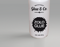 ZOLOGLUE® Identity + Packaging