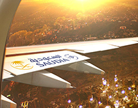Saudi Airlines ITS Algeria