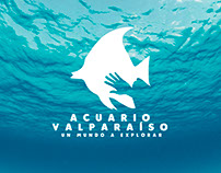 ACUARIO VALPARAÍSO / Logo & Branding