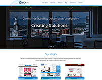 Agency Website Redesign
