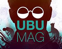 UBU Mag ( Les Stars a Alger )