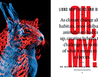 The New York Times Magazine Feature: Hybrid Species