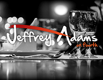 Jeffrey Adams Logo Design