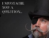 Beard Competition Advertisement