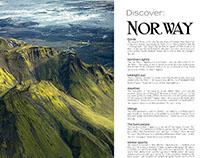 Norway Print Ad