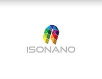 IsoNano Logo Design