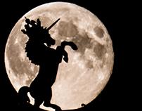 Super Unicorn Moon!