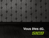 Publicité Sico