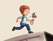 Campaña Tigo Relojes 2012