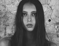 Natalia - model test