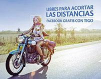 Campaña Tigo-Facebook 2013-2014