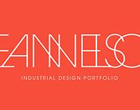 Industrial Design Portfolio, 2015