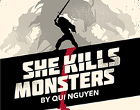 Stephens College Presents She Kills Monsters