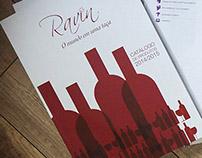 Catálogo Ravin de Vinhos - 2014/2015