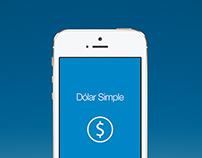 Dólar Simple App