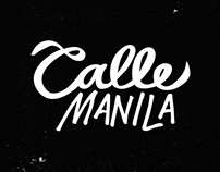 Calle Manila Brand Identity