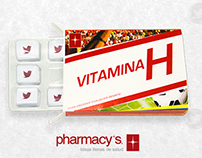 "Caso ""Vitamina H"" - Farmacias Pharmacy's"