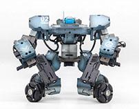 GJS ROBOT - BLUE