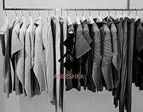 Aneeshka  Visual Identity Project