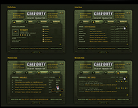 "Call of Duty ""World At War"" Desktop Application (2010)"