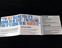 Poster brochure