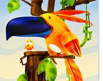 5 O'Clock Treetime – Imressions of Birdland