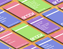 GROOV Inspired Cards