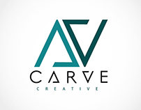 Carve Creative Mock Design