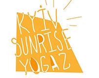 Logo for Yogaz