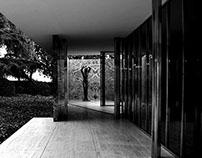 Pabellón Alemán - Mies Van Der Rohe